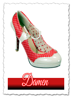 fcb8e021d4c9 Damen Schuhe   Killer Kirsche - Onlineshop für Rockabilly   Vintage Mode